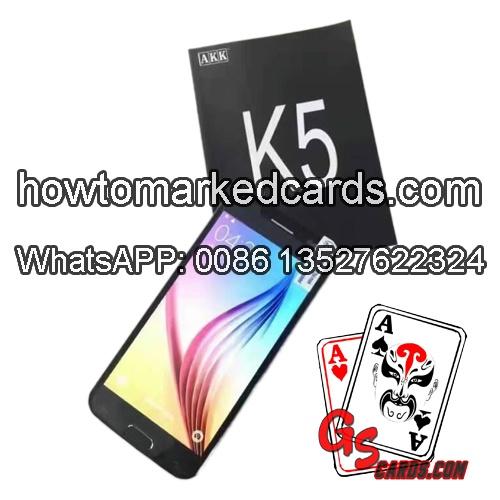 AKK K5 all-in-one poker hand analyzer