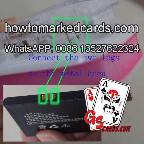 Carregador de analisador de vencedor de pôquer
