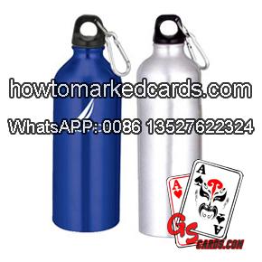 poker scanner water bottle camera