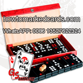 Marked Pai Gow Analyzer System For Sale
