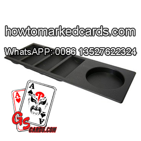 Chip Tray Scanner für Poker