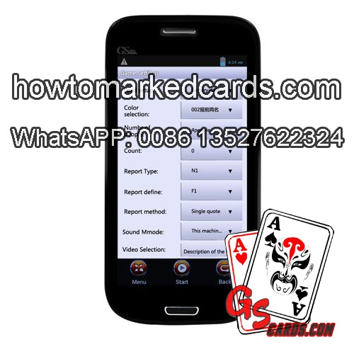 cvk350 Scanner Poker Analyzer