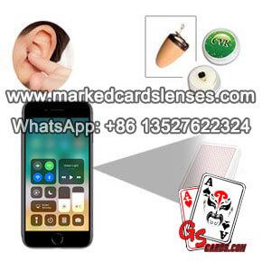 CVK600 Marked Cards Poker Analyzer Phone