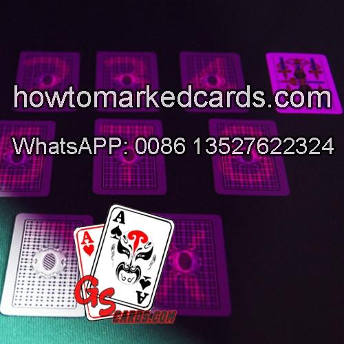 Dal negro piacentine tinta luminosa marcação poker