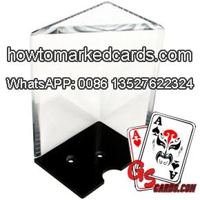 normal poker cards baccarat cheating blackjack shoe