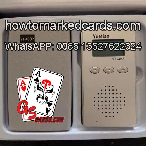 GS pôquer infravermelho rádio em dois sentidos