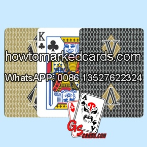 Vegas cheating gaming playing cards for fun