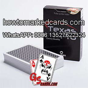 JUDGO casino quality infrared marked deck