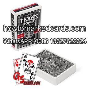 Magic Dal Negro Monkey playing cards