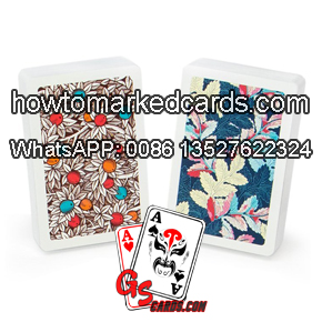 Juice marked deck Copag Neo Nature cards