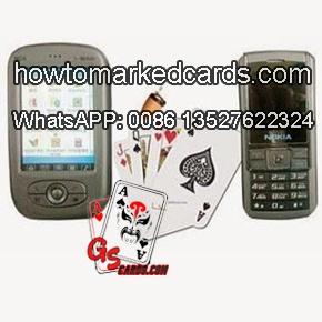 nokia phone texas poker cards scanner