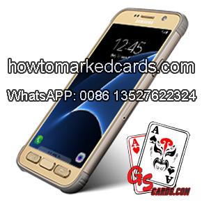 Samsung poker analyzer