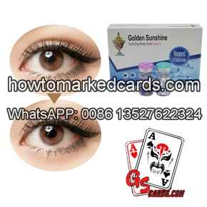 omnipotent marked cards contact lenses