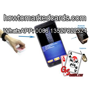 Allmächtiges Poker Scansystem PK King S708