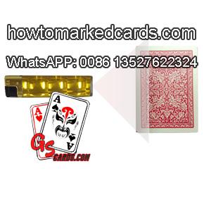 PK magic poker scanner lighter