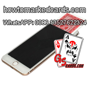 Tools for exchanging playing cards