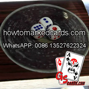 Excellent electronic dice board and remote dices