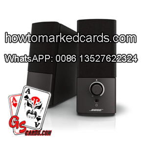 sound box scanner for cards cheat