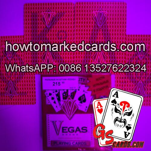 Vegas que engana baralho do jogo para o divertimento